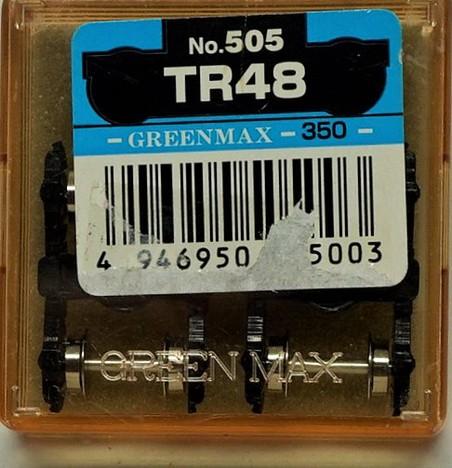 Nゲージ用台車TR48 2個入
