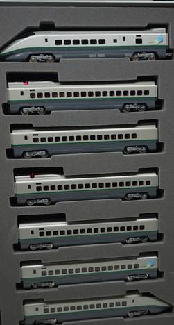 JR E3 2000系 山形新幹線(つばさ・旧塗装)セット