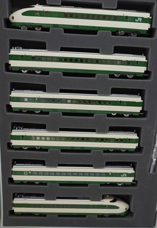 JR200系  東北.上越新幹線(K47編成.リバイバルカラー)基本セットA5両