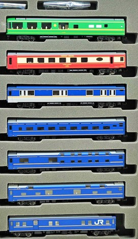 JR 24系25形特急寝台車