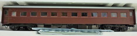 スハ43(茶色)