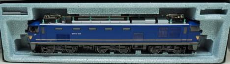 HO EF510  500   JR 貨物色 (青)