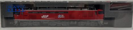 EF510 0  JRFレッドサンダー
