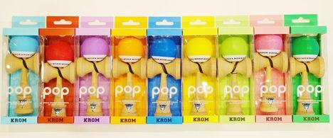 KROM POP・イエロー