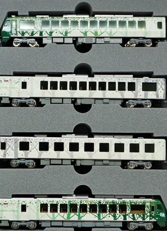 HB-E300系 「リゾートしらかみ」(ブナ編成)4両セット