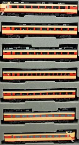 JR 485系 特急電車(しらさぎ)セットA7両
