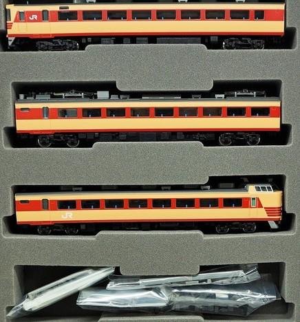 JR 485系 特急電車(しらさぎ)セットB3両