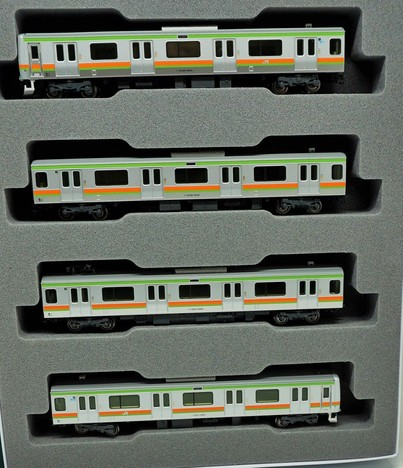 E231系 3000 番台 八高線.川越線 4両セット