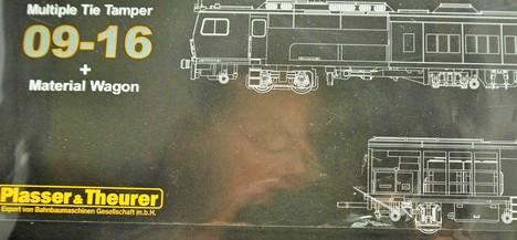 マルチプルタイタンパー ブラッサ&トイラー 純正色 09-16 M付 点灯