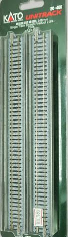 単線高架直線線路   S 248mm