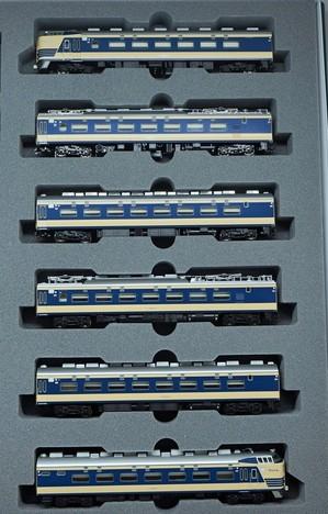 583系 6両基本セット