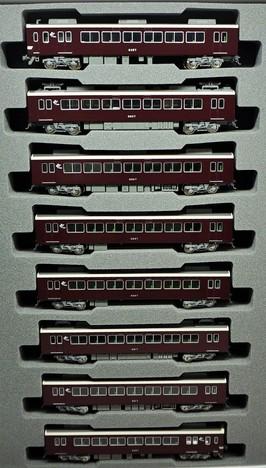 阪急6300系(小窓あり)