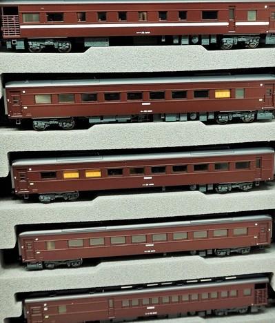 35系 4000番台<SLやまぐち>号 5両セット