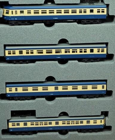 クモハ 52004+クモハ54100 飯田線 4両セット