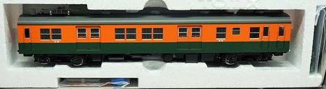 国鉄電車クモニ83 0形(湘南色)(T))