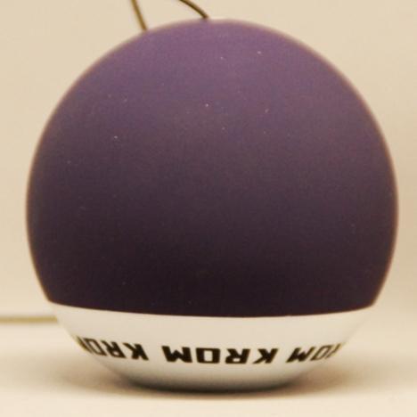 KROM POP・AW18 EGGPLANT (LIMITED EDITION)