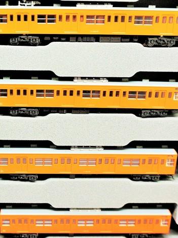 20系 中央線色(T編成) 4両増結セット