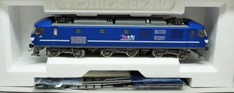 JR EF210 100 形(新塗装)