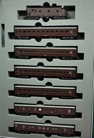 スハ32系 中央本線 普通列車 7両基本セット