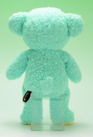 クマのぬいぐるみ フカフカMミント29cm(日本製)