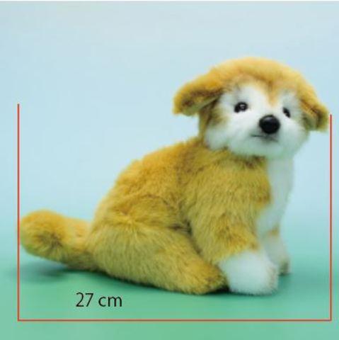 日本製リアル・秋田犬M 27cmW
