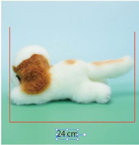 日本製リアル・キャバリア這い 24cmW