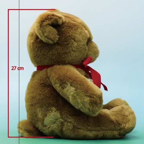 座高27cm(個体差あり)