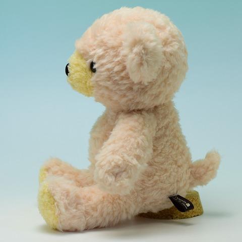 クマのフカフカ Nostalgique 限定品・Mローズ29cm(日本製)