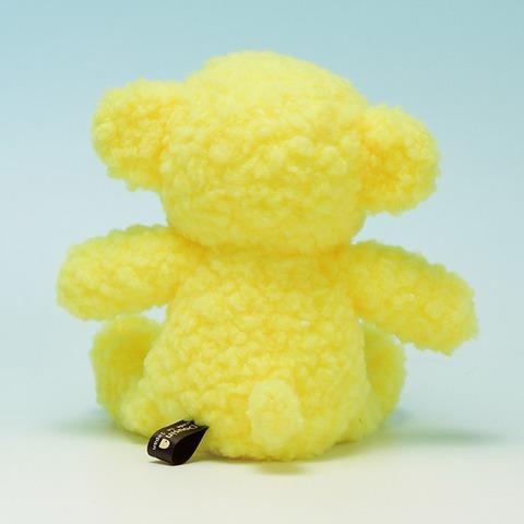 クマのぬいぐるみフカフカNEW・Sたんぽぽ21cm(日本製)