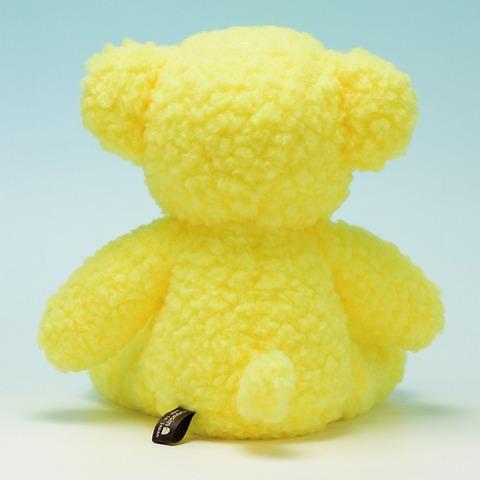 クマのぬいぐるみフカフカNEW・Mたんぽぽ29cm(日本製)