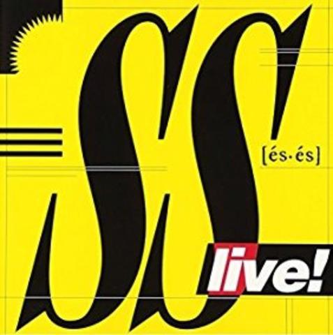 SS/LIVE! (CD)