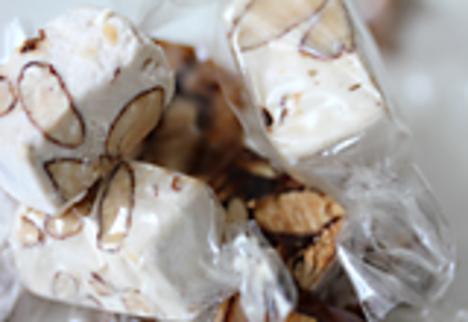 オリジナルアイスクリーム<ヌガー2種> 4個入