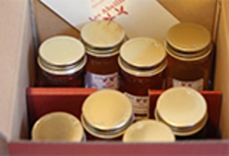 ハチミツコレクション8瓶