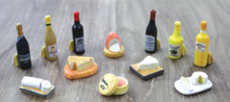 チーズとワイン 10ピースシリーズ