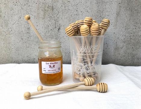 ハチミツスプーン (木製)