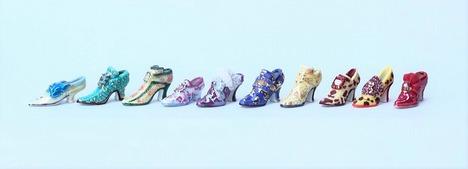 フェーヴ『貴族の靴(10ピース)』i19-F-2