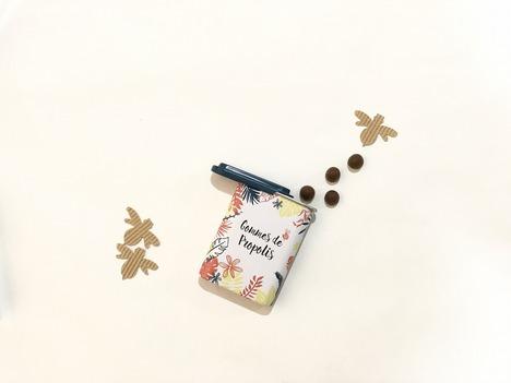 プロポリス ソフトキャンディ +携帯用缶ケースセット