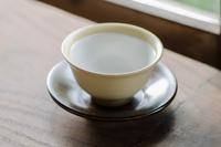 湯呑 高資陶苑 Φ6.8cm*H3.8cm 30cc 汲出 日本茶インストラクター認定品