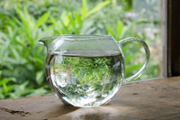 耐熱ガラス 湯冷まし「ガラス玉」 300ml  電子レンジ、オーブン、食洗器OK