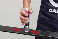 使用方法3:滑走面に満遍なく延ばす。