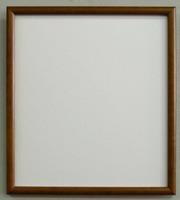 安価でシンプルな色紙額オーク S76D