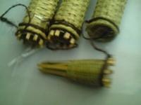 竹籠(ウナギ取り)もんどり2本長60cm鰻取り