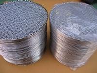 焼肉用使い捨て網(平)27cm200枚業務用