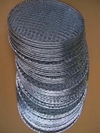 焼肉使捨網(ドーム形)27cm100枚