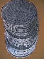 焼肉使捨網(ドーム形)27cm30枚