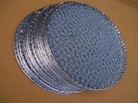 焼肉使捨網(平面)28cm30枚