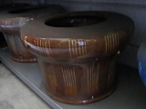 練炭火鉢生産終了品