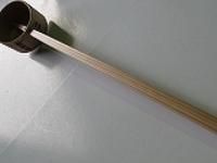 天然木ひしゃく最高級品51cm