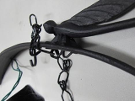 風鈴南部鉄とんぼ浄水竹炭5cm5枚付