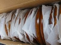 茶托10枚セット販売直11,5cm